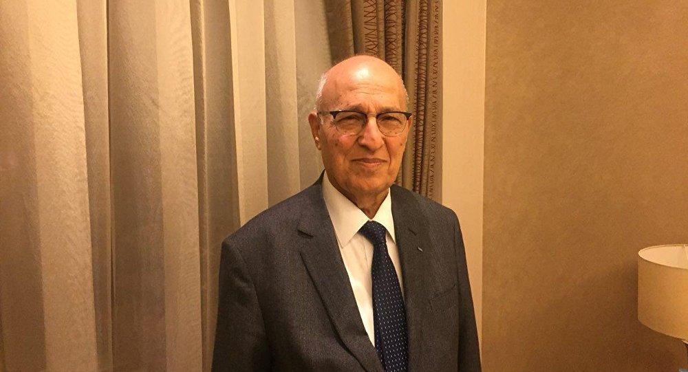 مستشار الرئيس الفلسطيني للشؤون الدولية، نبيل شعث