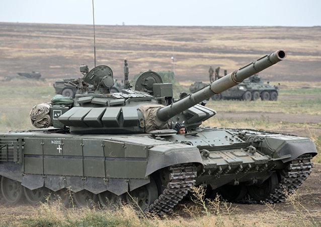 دبابة تي-72بي3