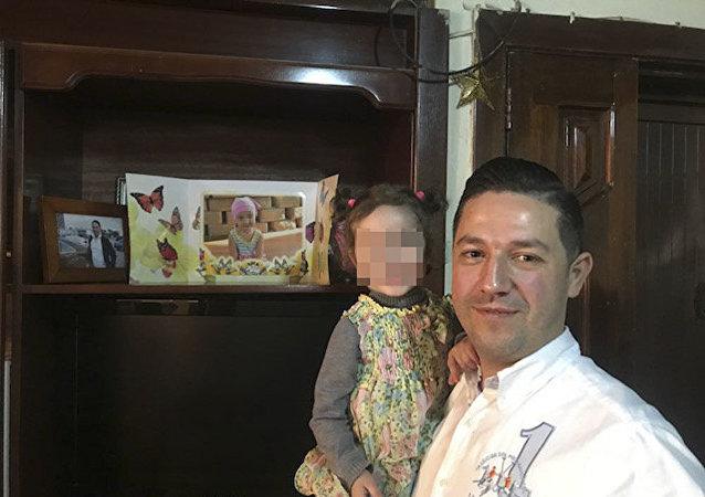 طفلة مخطوفة من فيينا في لبنان
