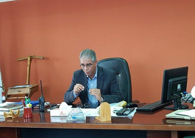 مدير ميناء الغردقة البحري - اللواء بحري أركان حرب سامح علي عبدالعزيز متولي