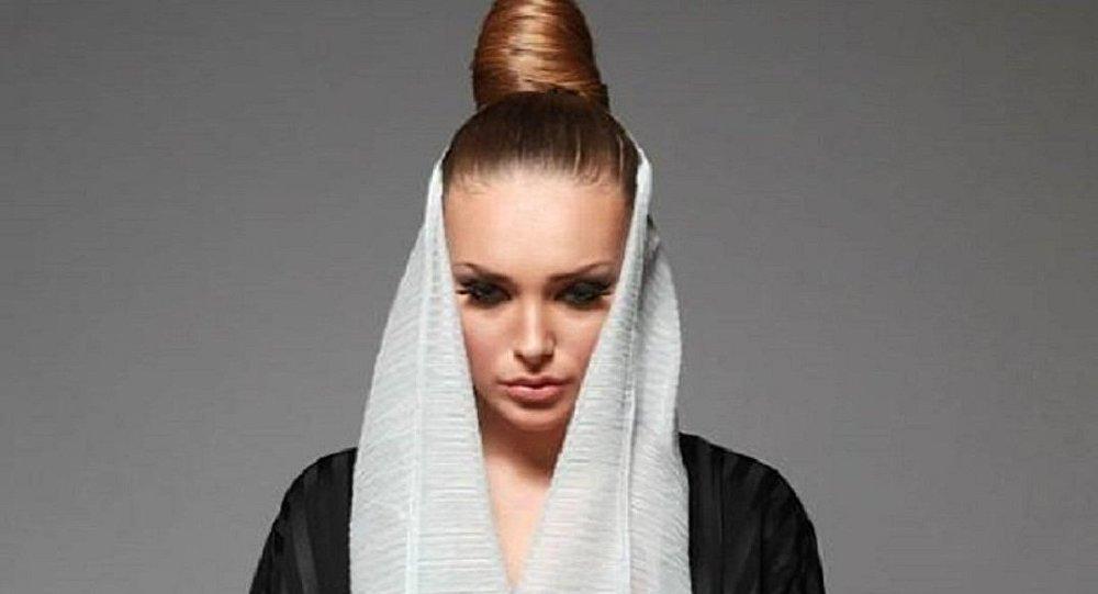 عارضة أزياء دارينا تكاتشينكو