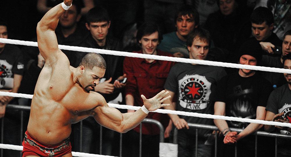 مصارعة WWE