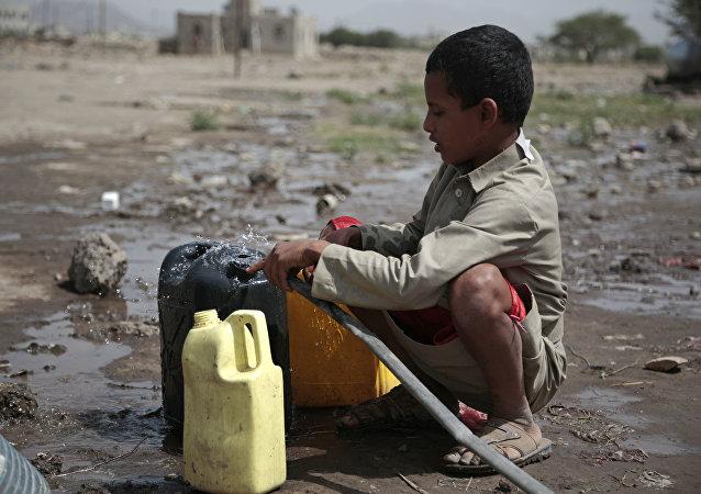 كارثة اليمن