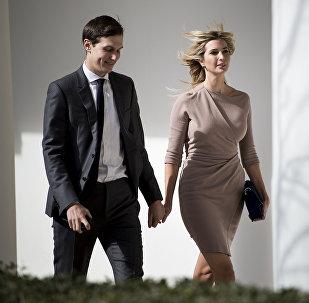 إيفانكا ترامب وزوجها