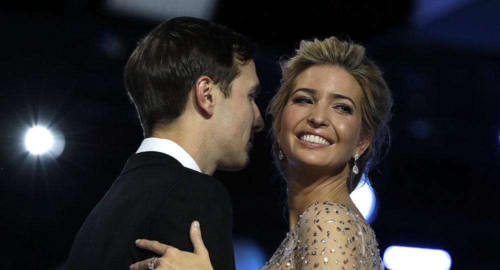 إيفانكا ترامب وزوجها جاريد كوشنر