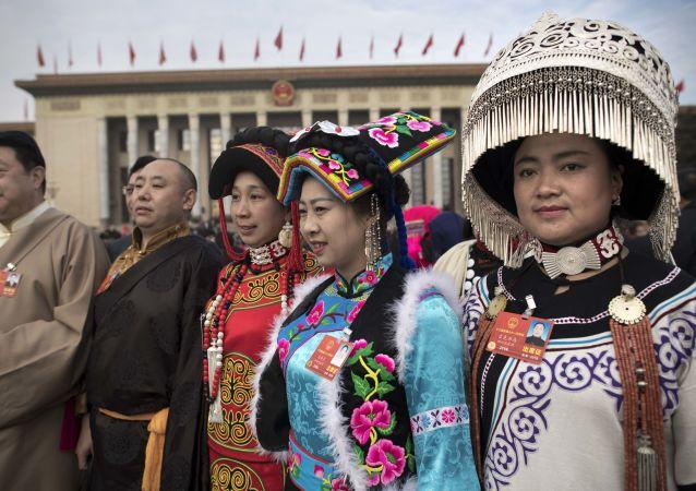 نساء صينيات