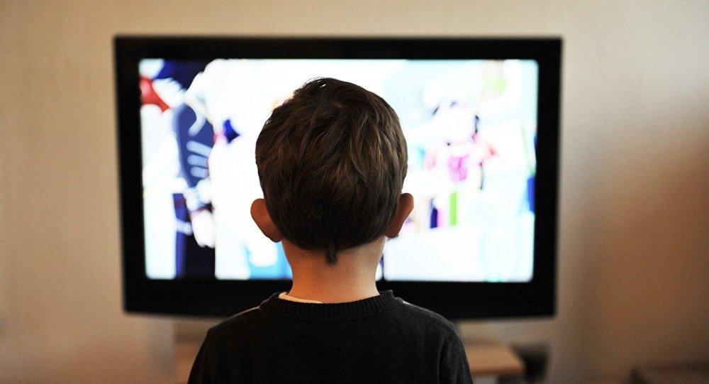 مشاهدة تلفاز