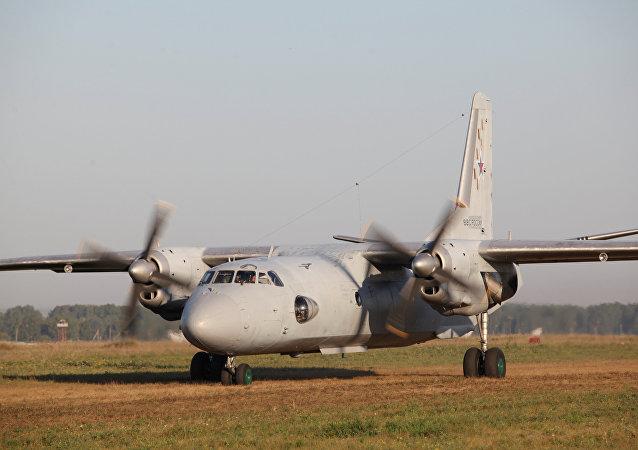 طائرة النقل الروسية آنطونوف-26