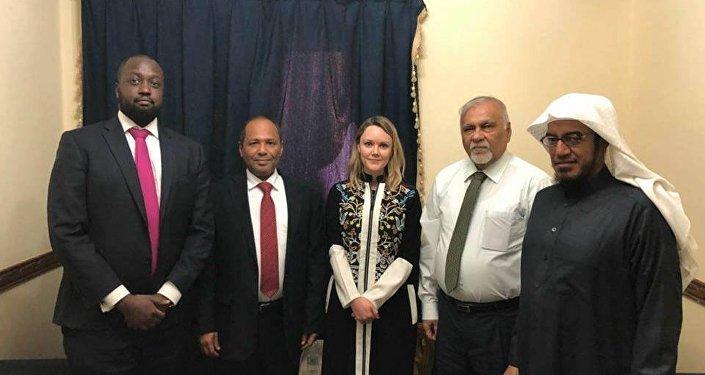 الحراك الجنوبي والقائم بأعمال السفير البريطاني لدى عدن