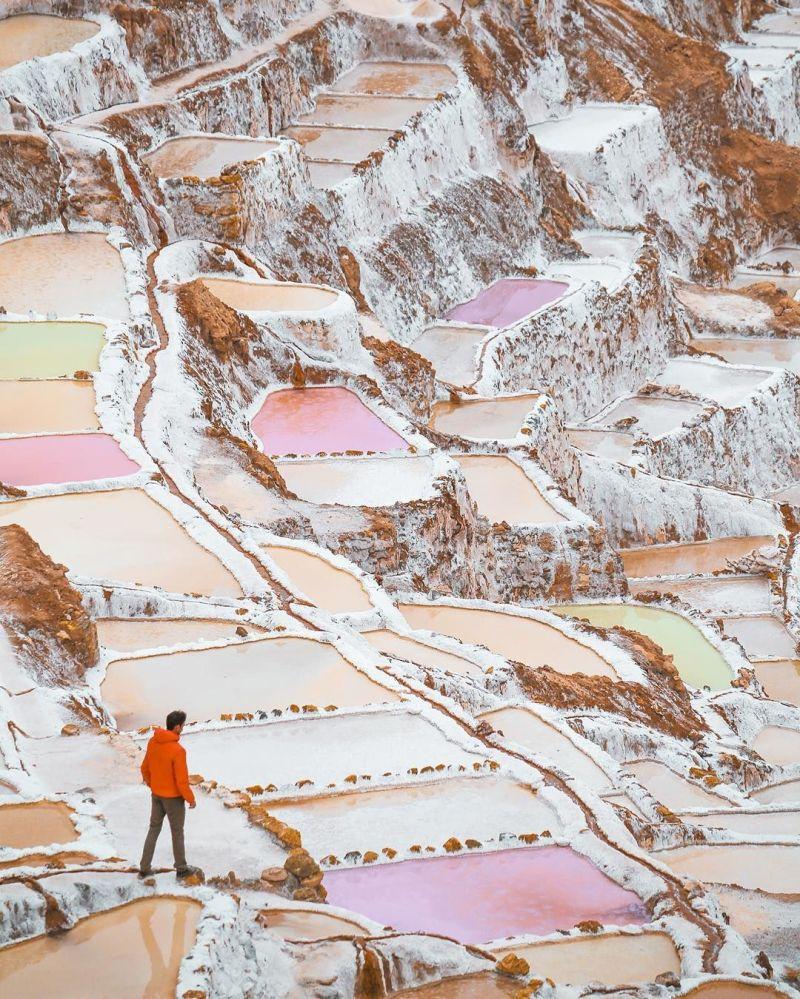 صورة الطبيعة في بيرو لمشروع تصوير بعيدا عن البيت