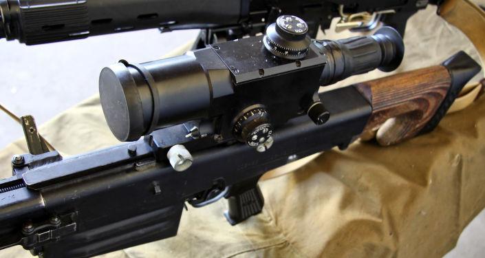 بندقية القنص أو إس في-96