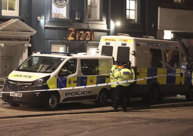 مكان العثور على جاسوس سابق وهو في حالة خطيرة، في مدينة سلسبري الانجليزية
