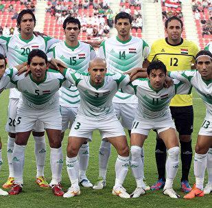 منتخب العراق لكرة القدم