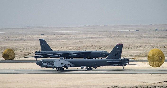 قاعدة العديد الأمريكية في قطر