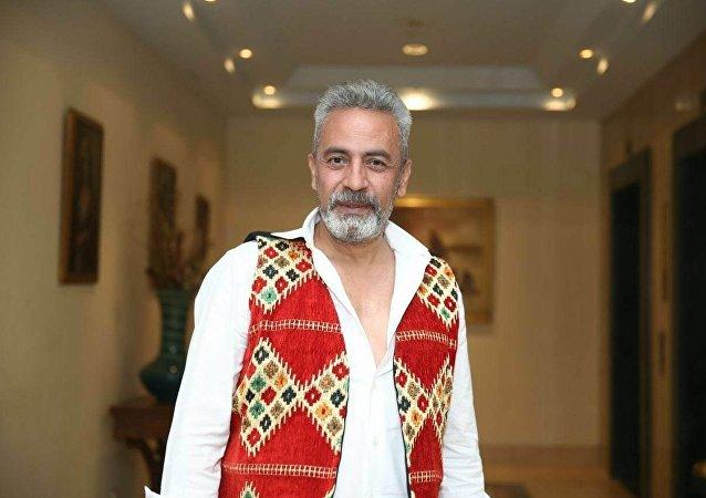 الممثل المصري صبري فواز