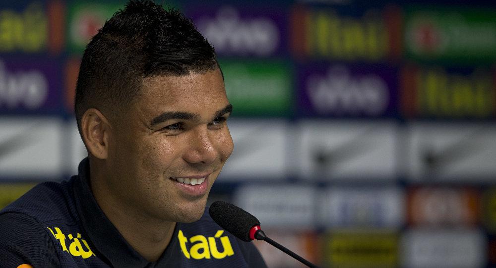 كاسيميرو لاعب منتخب البرازيل و نادي ريال مدريد