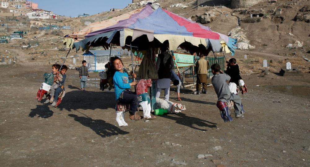 الاحتفال بعيد النوروز في كابول، أفغانستان 21 مارس/ آذار 2018