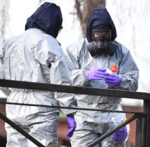 خلال التحقيقات في تسميم سكريبال