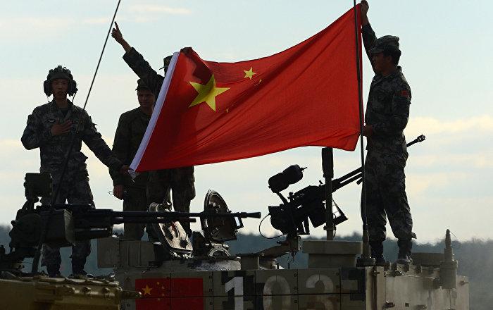 ظهور دبابة غريبة الشكل على الأراضي الصينية… صورة