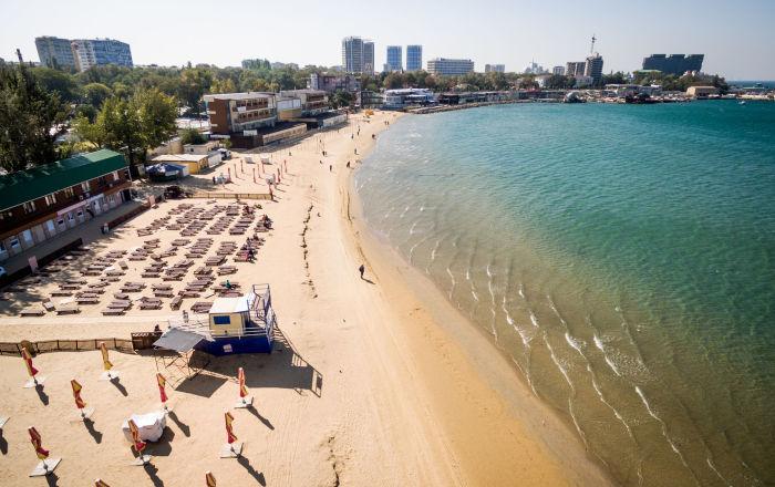 الشاطئ الرئيسي في أنابا