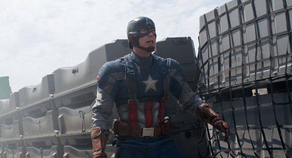 كابتن أميركا