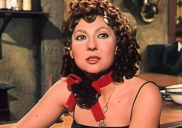 الممثلة المصرية نادية الجندي