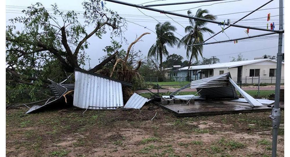 إعصار نورا