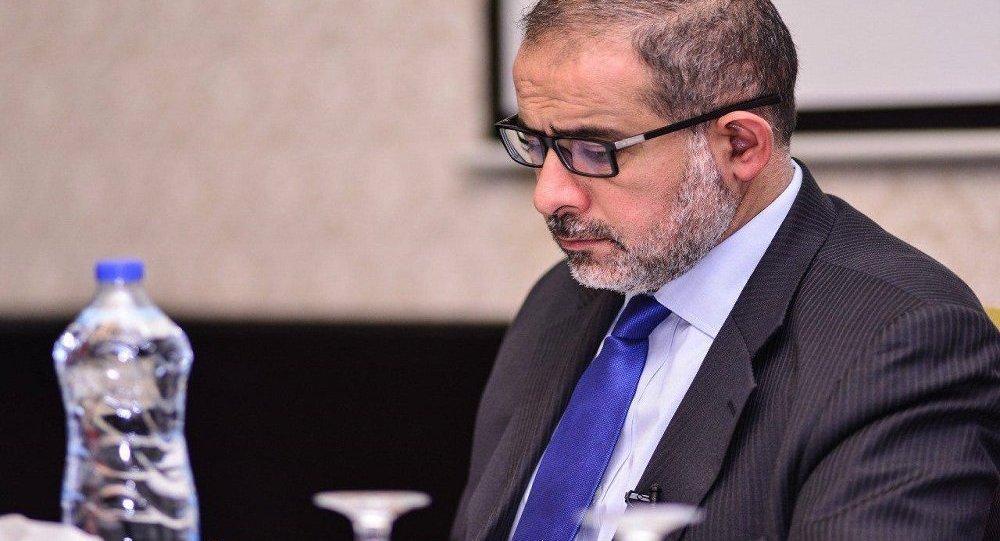 المرشح للانتخابات الرئاسية في ليبيا عارف النايض
