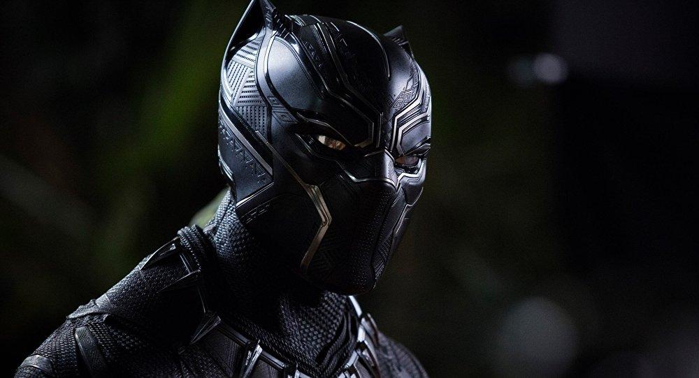الفيلم الأمريكي Black Panther