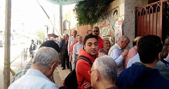 الانتخابات الرئاسية المصرية