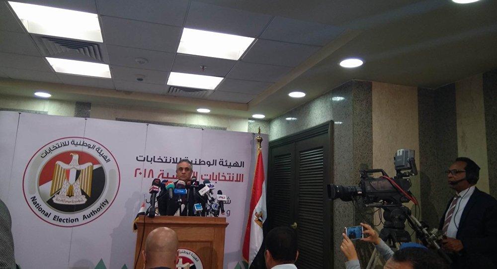الناطق باسم الهيئة الوطنية للانتخابات، محمود الشريف