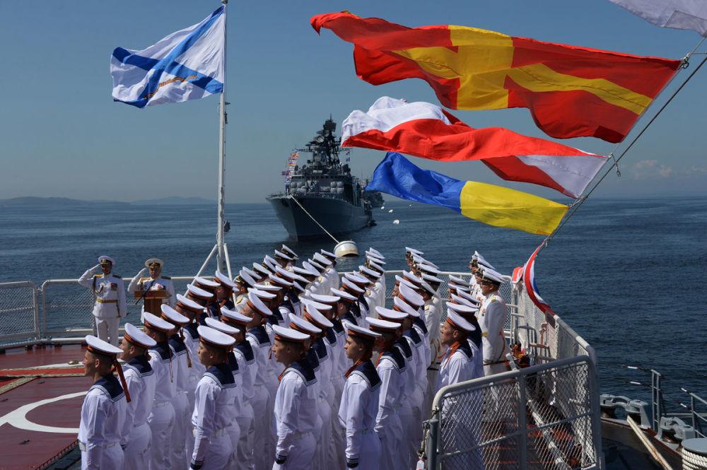 مسابقة أفضل تصوير في روسيا 2017 - صورة فخر أسطول المحيط الهادئ للمصور فيتالي أنكوف