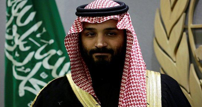 محمد بن سلمان في نيويورك