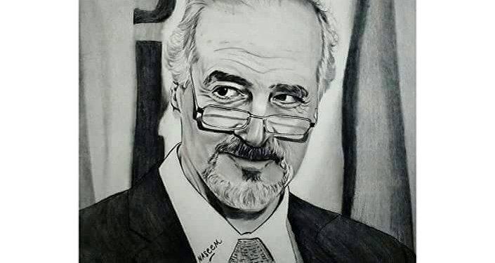 مقاتل الأمس... رسّام اليوم شاب سوري ينتصر لثقافة الحياة