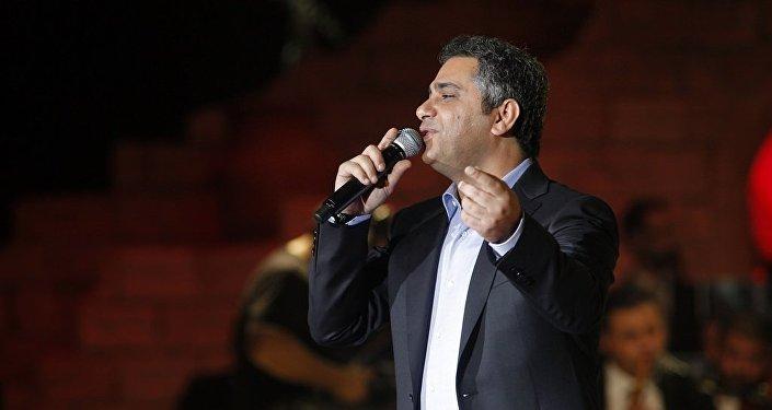 المطرب اللبناني فضل شاكر