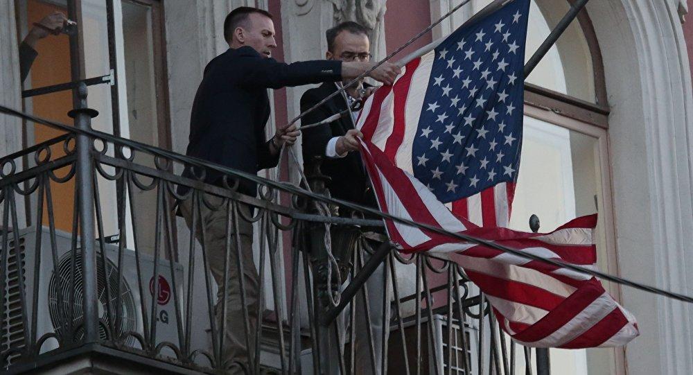 القنصلية الأمريكية في بطرسبورغ