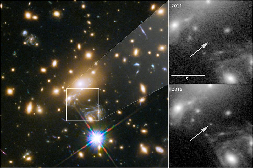 1031294791 شاهد أبعد نجم عن كوكب الأرض (صورة)