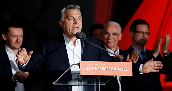 رئيس الوزراء المجري فيكتور أوربان