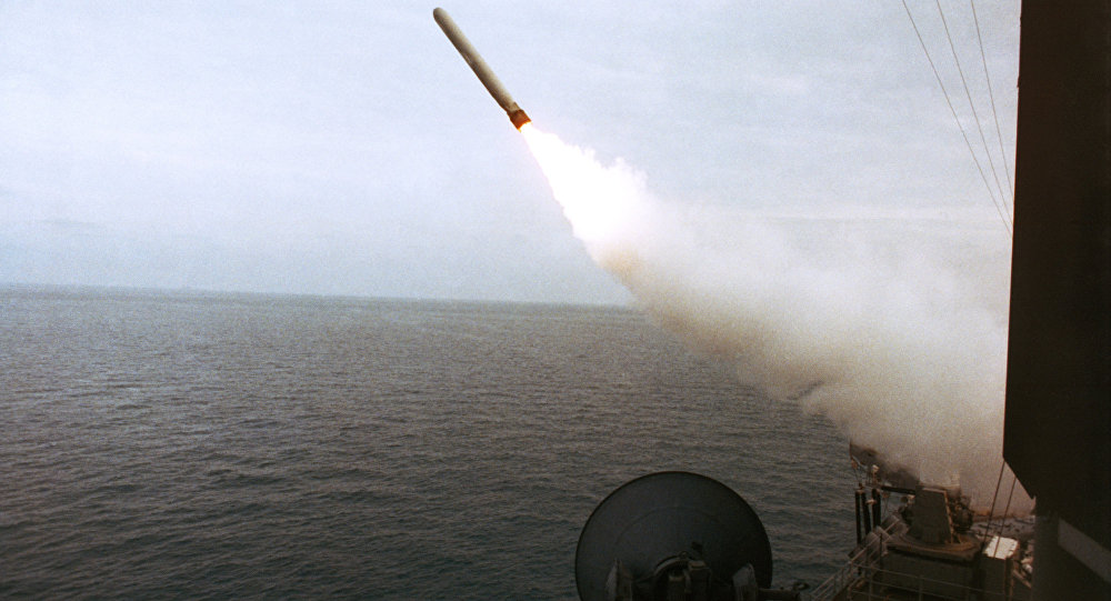 صواريخ توماهوك
