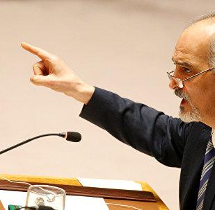 الدكتور بشار الجعفري