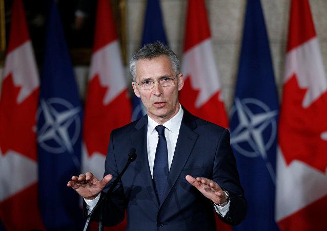 الأمين العام لحلف الناتو ينس ستولتنبرغ