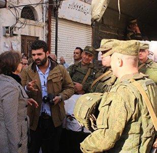 الجالية الروسية في سوريا