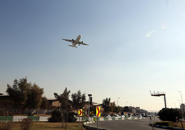 طائرة إيرانية