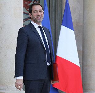 وزير الدولة للعلاقات مع البرلمان الفرنسي كريستوف كاستانير