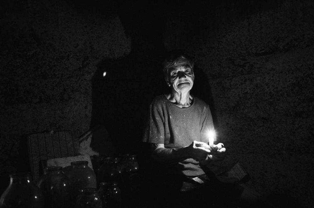 مسابقة صور الصحافة العالمية لعام 2018 - صورة بعنوان من تقرير عالم تحت الأرض للمصور فاليري ميلنيكوف من روسيا، الفائزة بالمرتبة الثانية في فئة التصوير رواية القصص الرقمية/ نموذج قصير
