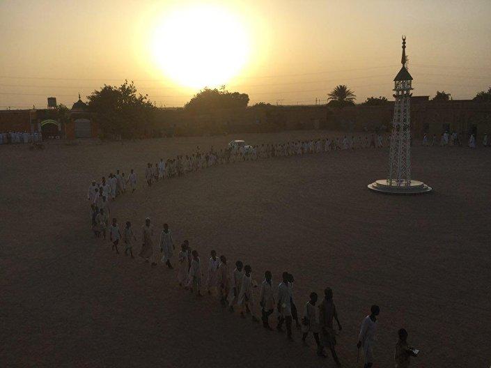 مسيد الشيخ الياقوت في السودان