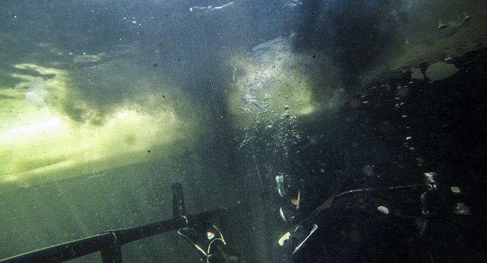 تدريب الغواصين