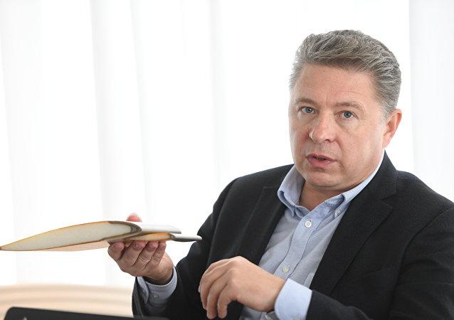 المدير العام لمكتب التصميم مروحيات روسيا الكسندر أوخونكو