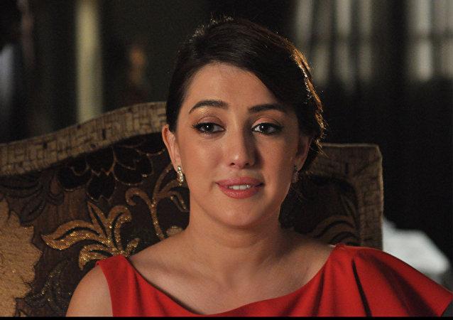 الممثلة السورية كندة علوش