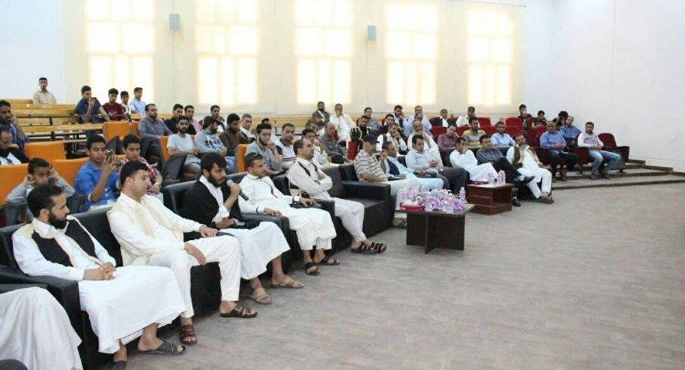 تحركات مكثفة على المستوى الشعبي في ليبيا